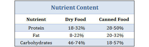 can-vs-dry-nutrient-content