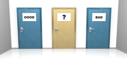 Which Door for Low Fat Dog Food?