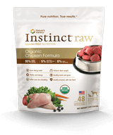 Nature's Variety Raw Organic Chicken