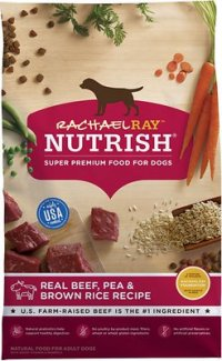 Rachael Ray Nutrish Dog Food Review
