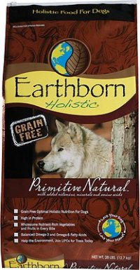 Earthborn Holistic Primitive Natural Dog Food Review