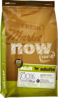 Now Fresh Grain Free Dog Food Review