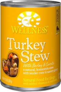 Wellness Stew Dog Food Review