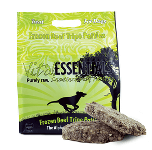 Vital Essentials Raw Frozen Tripe Patties
