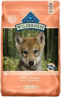 Blue Buffalo Wilderness Large Breed Puppy Dog Food