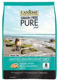 Canidae Grain-Free Pure Sea Limited Ingredient Diet Dog Food