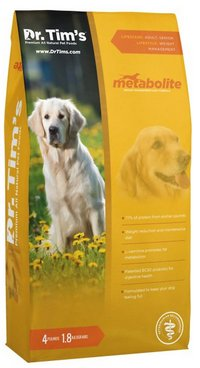 Dr. Tim's Metabolite Weight Management Low Fat Dog Food