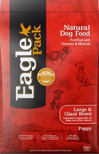 Eagle Pack Large and Giant Breed Puppy Dog Food