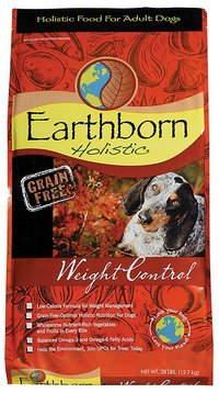 Earthborn Holistic Weight Control Low Fat Dog Food