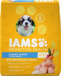 Iams ProActive Health Smart Large Breed Puppy Dog Food