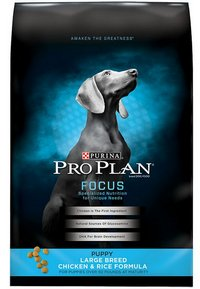 Purina Pro Plan Focus Large Breed Puppy Dog Food