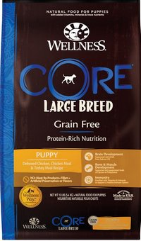 Wellness Core Large Breed Puppy Food