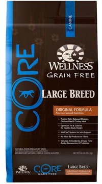 Wellness Core Grain-Free Large Breed Dry Dog Food