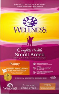 Wellness Complete Health Small Breed Puppy Puppy Dog Food
