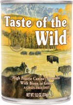 Taste of the Wild Grain-Free High Prairie Wet Dog Food