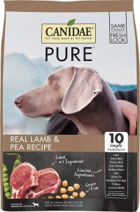 Canidae Pure Real Lamb and Pea Recipe