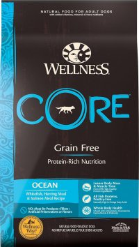 Wellness Core Ocean Formula Grain-Free Dog Food