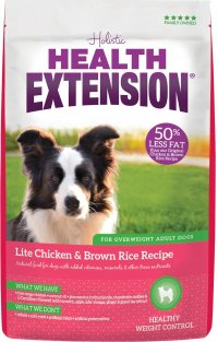 Health Extension Lite Formula Dog Food for Weight Loss
