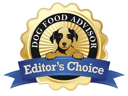 RPM Editors Choice Best Dog Foods Logo