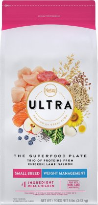 Nutro Ultra Small Breed Weight