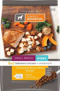 Simply Nourish Small Breed Puppy Food