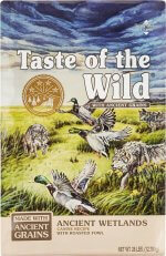 Taste of the Wild with Ancient Grains Dog Food