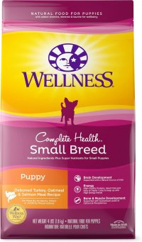 Wellness Complete Health Puppy Food for Small Dogs