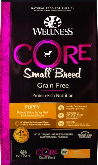 Wellness Core Small Breed Puppy Food