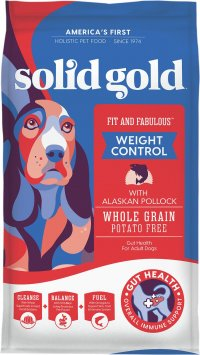 Solid Gold Fit and Fabulous Adult Dry Dog Food